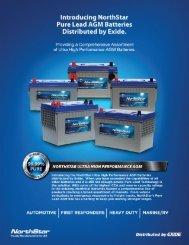 NorthStar Ultra High Performance AGM - Exide Technologies