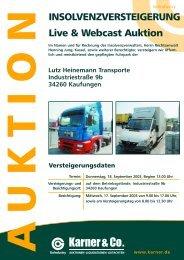 Lutz Heinemann Transporte Industriestraße 9b 34260 Kaufungen