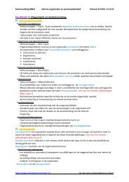 Management-en-organisatie-V4-Domein-B-Samenvatting-hoofdstuk-4-5-6-7-8