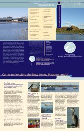 Hackensack River Guide - New Jersey Meadowlands Commission