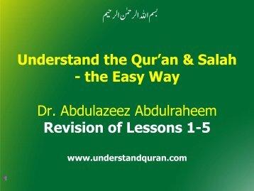 so - Understand Quran