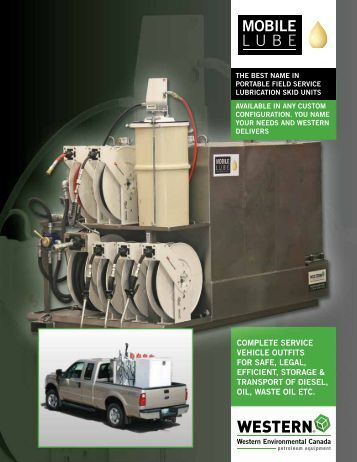 complete service vehicle outfits for safe, legal, efficient, storage ...
