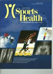 RegenPRP Treatment in Knee Osteoarthritis with Editorial ... - LCRhea