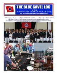 July 2011 LOG.cwk (DR) - International Order of the Blue Gavel ...