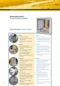 Messwandlerschränke / Current transformer cabinets - Jean Müller - Seite 7