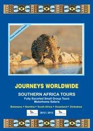 Wildlife at its best - Journeys Worldwide