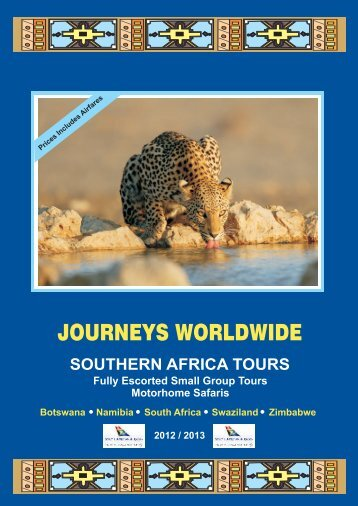Wildlife at its best - Journeys Worldwide