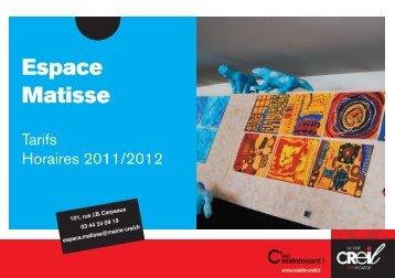 Espace Matisse