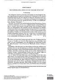 Der Nationalsozialismus und die Danziger Opposition