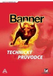 Technický průvodce CZ (0.5 Mb) - Banner GmbH