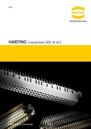 DIN 42612 Complete Catalog 01 - HARTING USA