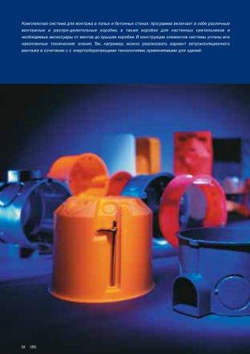 Каталог. Системы для бетонных и полых систем Adobe Acrobat pdf