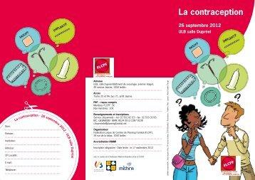 La contraception - Pipsa
