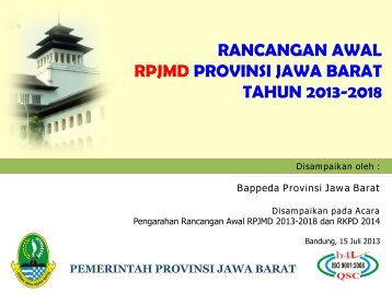 Download - Bappeda - Pemerintah Provinsi Jawa Barat