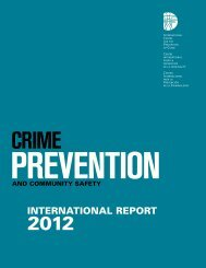 Download the 2012 International Report - International Centre for ...