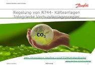 Regelung von R744- Kälteanlagen Integrierte ... - auf der Chillventa