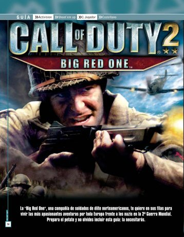 Descargar Call of duty 2: Big red one - Mundo Manuales