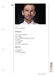 TOBIAS LANGHOFF - DIVINA – Agentur für Schauspielkunst