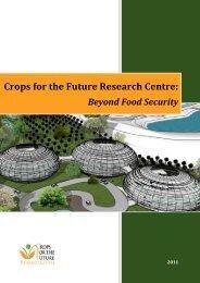 CFFRCbrochureDEC11 - The University of Nottingham, Malaysia ...