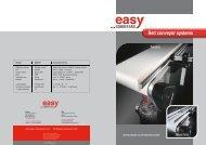 Om de catalogus in preview te kunnen bekijken klik ... - easy systems