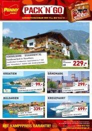 Urlaubsschutz - Urlaub in der Alpenregion Bludenz