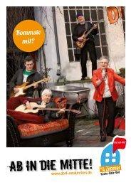 Dorf Neukirchen – Programm - 4 Zimmer, Küche-Diele-Bad