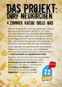Dorf Neukirchen – Programm - 4 Zimmer, Küche-Diele-Bad - Seite 7