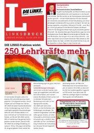 L-Aktuell 06 / 2011 - PDF 399 K - Die Linke.
