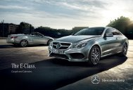 The E-Class. - Mercedes-Benz Ireland