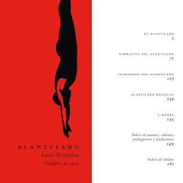 3 - Acantilado