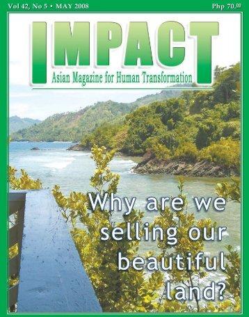 May 2008 - IMPACT Magazine Online!