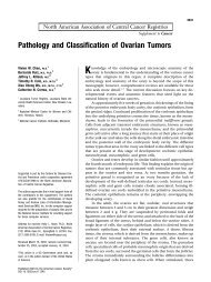 Pathology and Classification of Ovarian Tumors - Cursuri Medicina