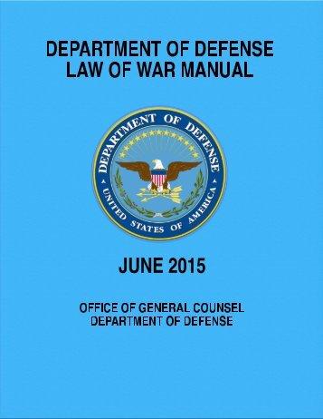 Law-of-War-Manual-June-2015