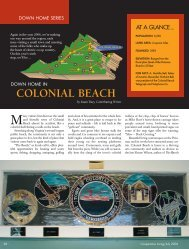 COLONIAL BEACH - Cooperative Living Magazine