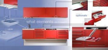 which optionals? - Dental Arte Inc.