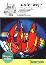 Nr. 7 / 68. Jahrgang 12.05.2012 bis 03.06.2012 - Seelsorgeeinheit ...
