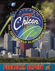 first Progress Report - Chicon 7