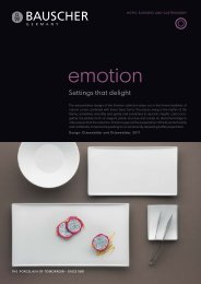 emotion II (PDF,1080KB) - Bauscher