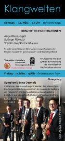 Klangwelten 2013 - Widukind Gymnasium Enger - Seite 2