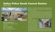 Dallas Police South Central Station - Police Chief Magazine