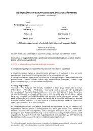 asátorkőpusztai-barlang 2012-2013. évi látogatási rendje -  BEBTE