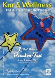 August 2009 - Bad Steben