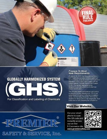GHS - Premier Safety & Services, Inc.