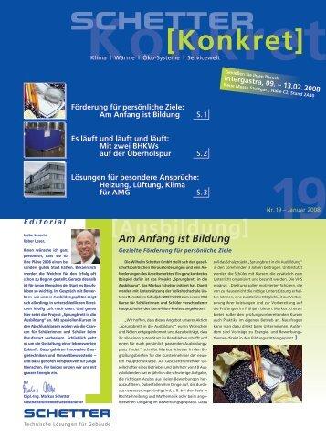 Konkret - Schetter GmbH