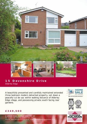 15 Devonshire Drive