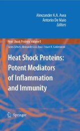 Heat Shock Proteins: Potent Mediators of