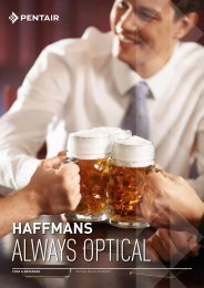 Download technical bulletin - Haffmans