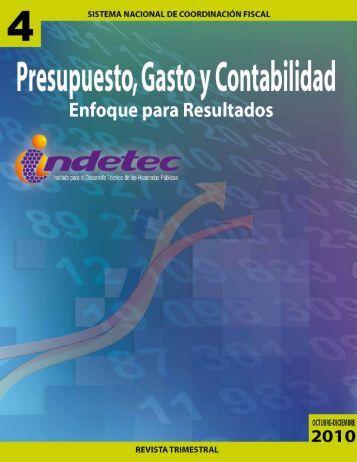Los recursos transferidos a las entidades federativas y ... - Indetec
