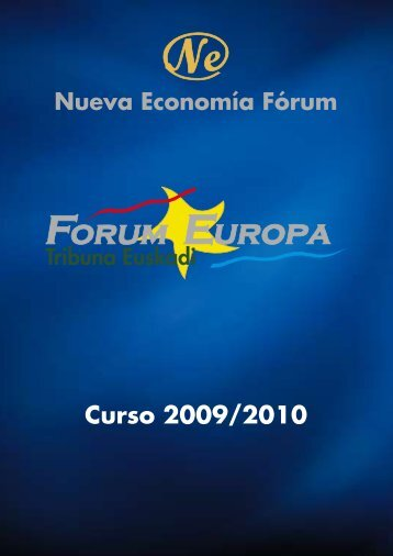 josé luis bilbao - Nueva Economía Fórum