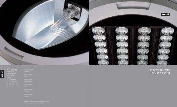 Street Lighting RFL 500 Series